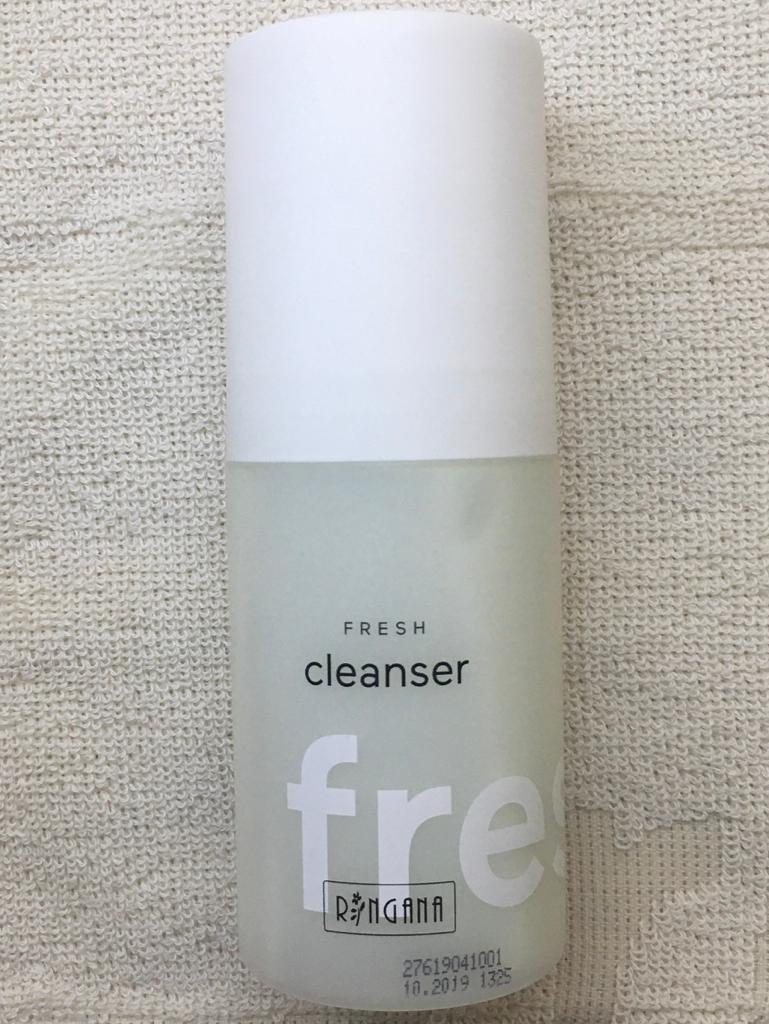 RINGANA-Cleanser-Reinigungsmilch-schöne Haut-Frischekosmetik